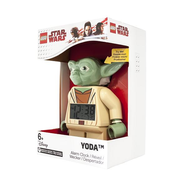 LEGO Star Wars Yoda Figur-vækkeur - LEGO Watch