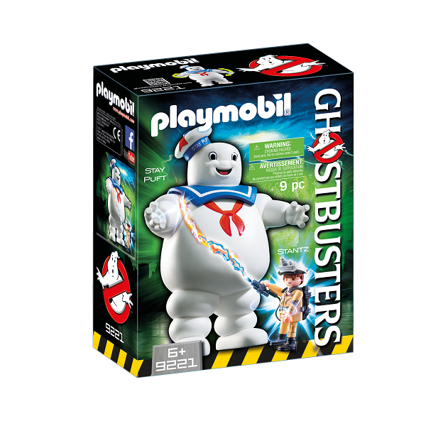 Image of   Stay Puft Marshmallow Man - 9221 - PLAYMOBIL Ghostbusters