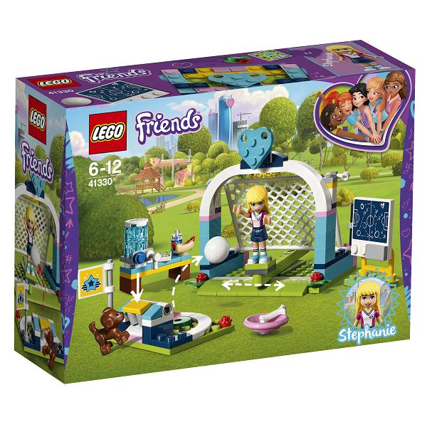 Image of   Stephanies fodboldtræning - 41330 - LEGO Friends
