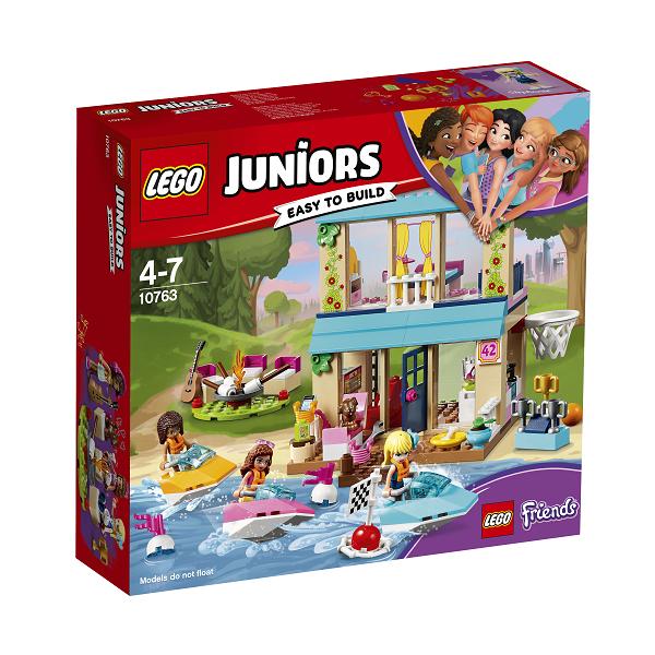 Image of Stephanies hus ved søen - 10763 - LEGO Juniors (10763)