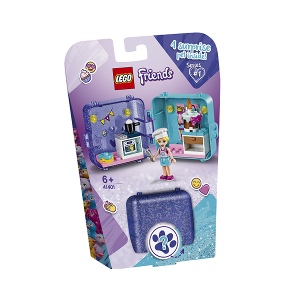 Image of   Stephanies legeboks - 41401 - LEGO Friends