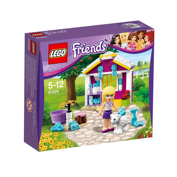 Image of   Stephanies nyfødte lam - 41029 - LEGO Friends