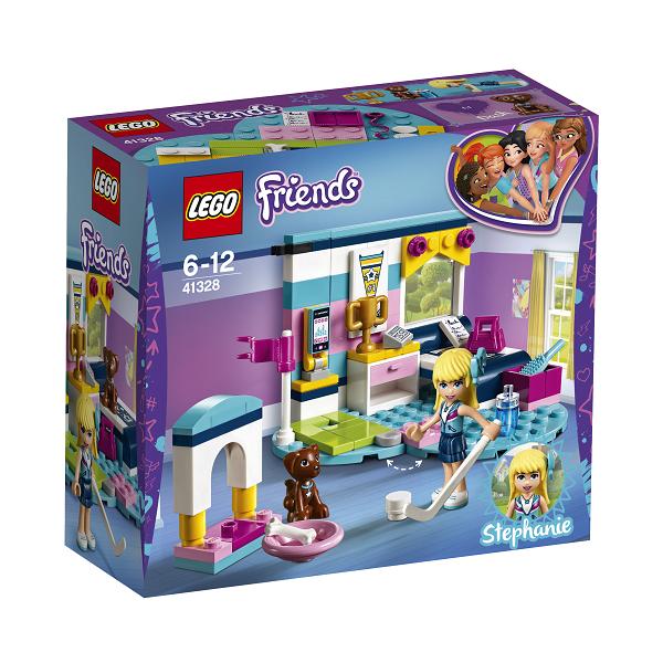 Image of   Stephanies soveværelse - 41328 - LEGO Friends