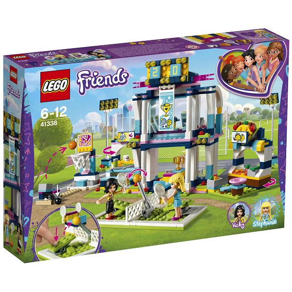Image of   Stephanies sportsarena - 41338 - LEGO Friends
