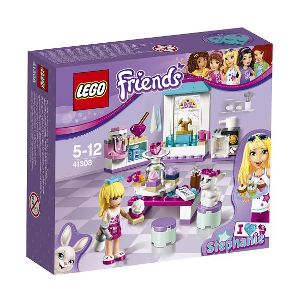 Image of   Stephanies venskabskager - 41308 - LEGO Friends