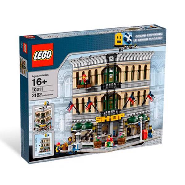 Stormagasinet - 10211 - LEGO Advanced Models