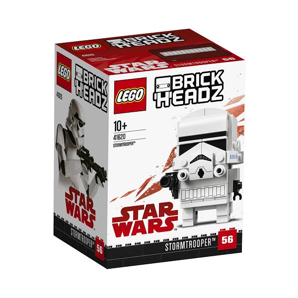 Stormsoldat - 41620 - LEGO Brickheadz