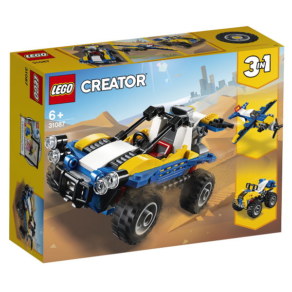 Image of Strandbuggy - 31087 - LEGO Creator (31087)