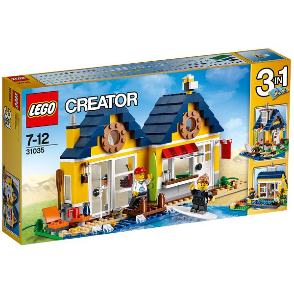 Image of Strandhytte - 31035 - LEGO Creator (31035)