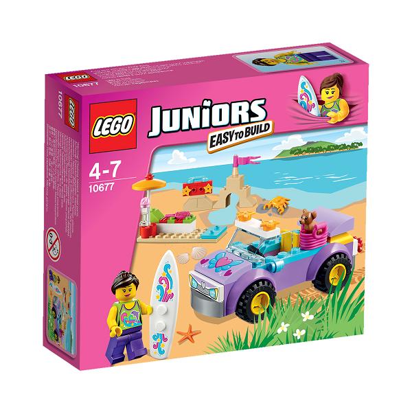 Image of Strandtur - 10677 - LEGO Juniors (10677)