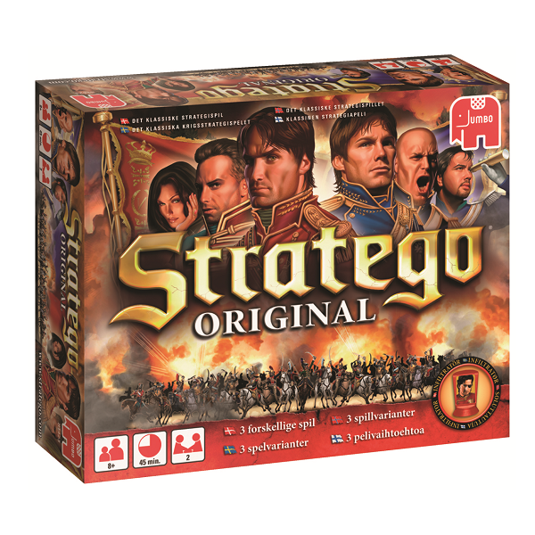 Image of Stratego Original (Nordic) - Fun & Games (JBO81423)