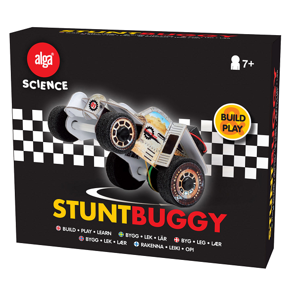 Image of   Stunt Buggy - Fun & Games