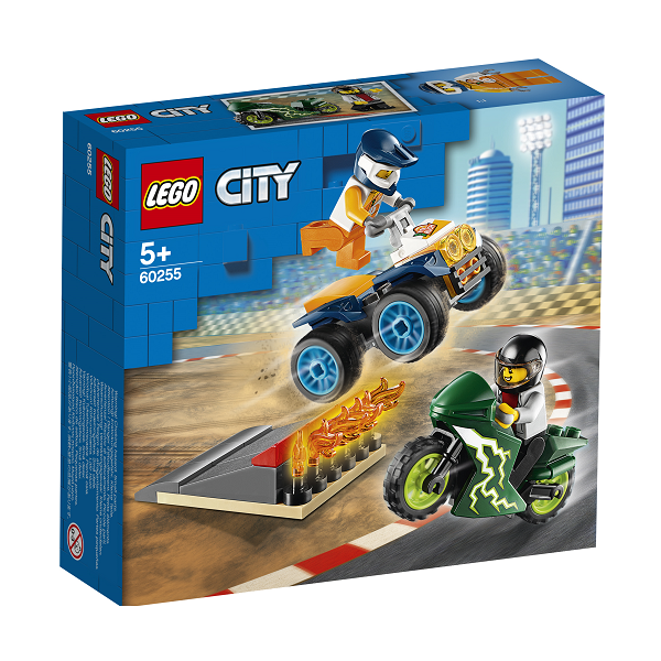 Image of   Stuntteam - 60255 - LEGO City