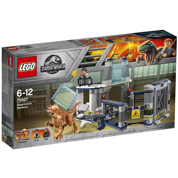 Image of Stygimoloch bryder ud - 75927 - LEGO Jurassic World (75927)