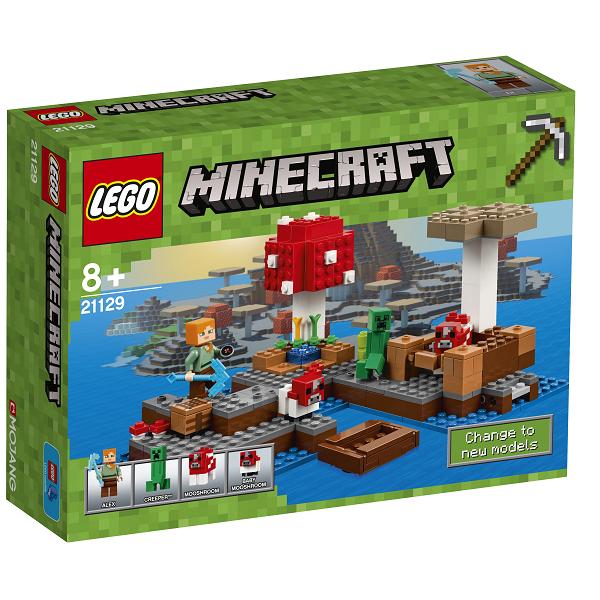Image of Svampe-øen - 21129 - LEGO Minecraft (21129)