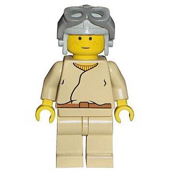 Image of Anakin Skywalker (Star Wars 8)