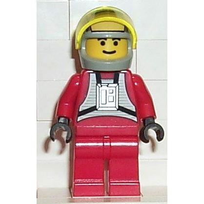 Image of Rebel Pilot B-wing (Star Wars 32)