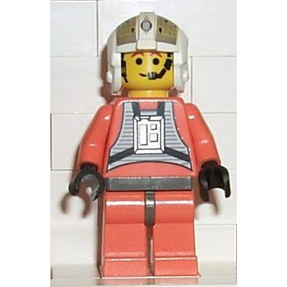 Image of Rebel Pilot Y-wing (Star Wars 33)
