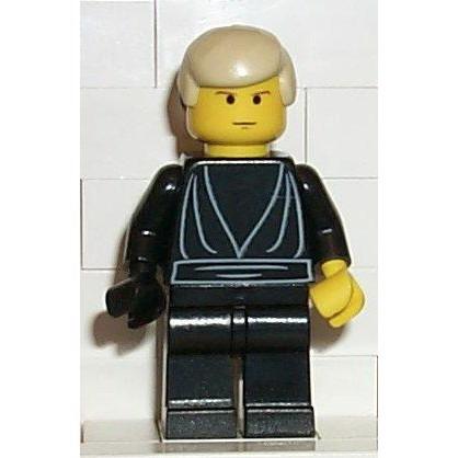 Image of Luke Skywalker med sort højre hånd (Star Wars 68)