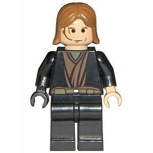 Image of   Anakin Skywalker med sort højre hånd