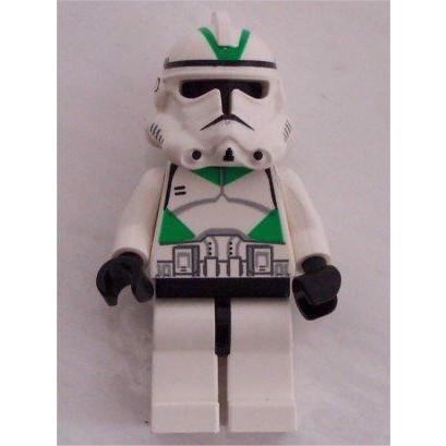 Clone Trooper Ep.3, grønne markeringer