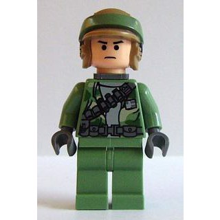 Image of Rebel Commando Frown (Star Wars 239)