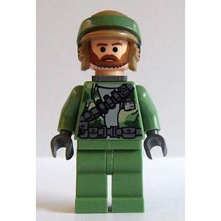 Image of Rebel Commando Beard (Star Wars 240)