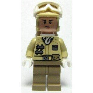 Image of Hoth Rebel Trooper (Star Wars 259)
