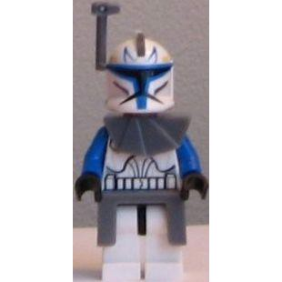 Image of   Captain Rex with Helmet Antenna