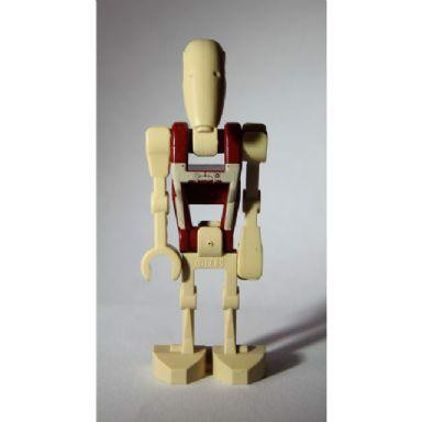 Image of   Battle Droid Security med lige arm