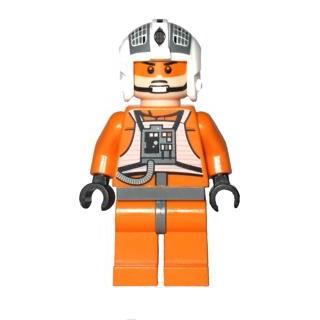 Image of Rebel Pilot Y-wing (Star Wars 369)