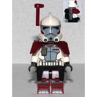Image of ARC Trooper with Backpack - Elite Clone Trooper (Star Wars 377)