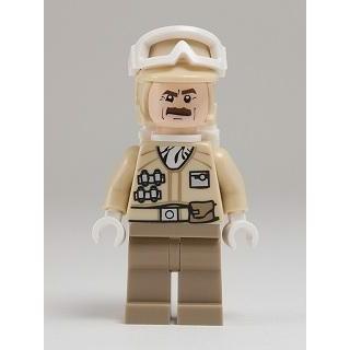 Image of Hoth Rebel Trooper, Moustache (Star Wars 425)