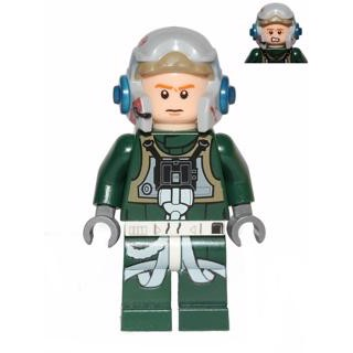 Image of Rebel Pilot A-wing (Star Wars 437)
