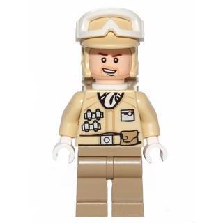 Image of Hoth Rebel Trooper, Stubble (Star Wars 462)
