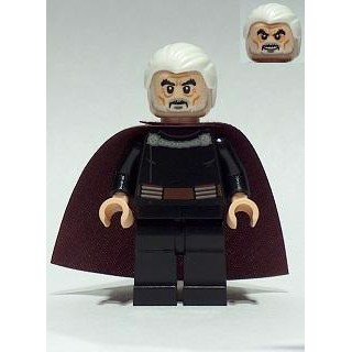 Image of Count Dooku - LEGO® Star Wars (Star Wars 472)