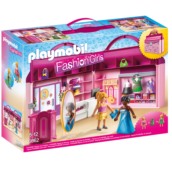 PLAYMOBIL Legebokse