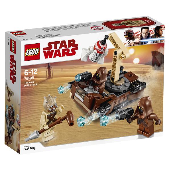 Tatooine Battle Pack - 75198 - LEGO Star Wars