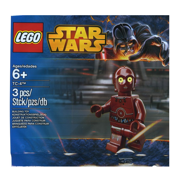 Image of LEGO Star Wars TC-4 Polybag (5002122)