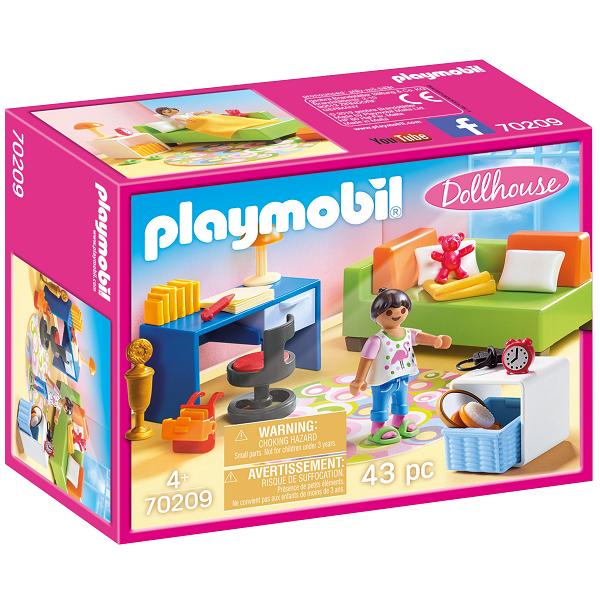 Image of Teenageværelse - PL70209 - PLAYMOBIL Dollhouse (PL70209)