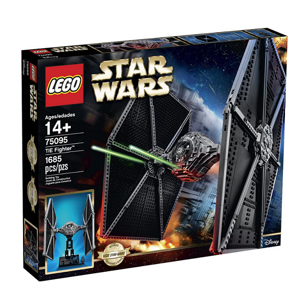 Image of   TIE Fighter - 75095 - LEGO Star Wars