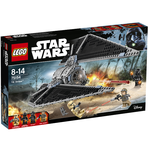 Image of TIE Striker - 75154 - LEGO Star Wars (75154)