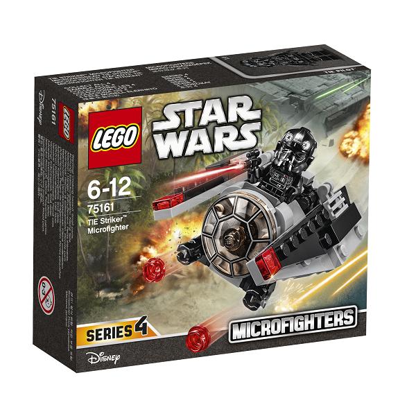 Image of TIE Striker microfighter - 75161 - LEGO Star Wars (75161)