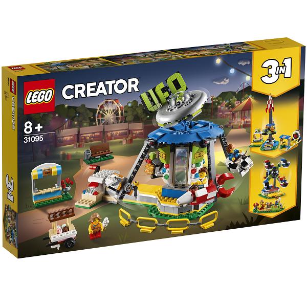 Image of Tivolikarrusel - 31095 - LEGO Creator (31095)