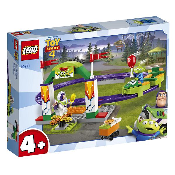 Image of Tivolirutsjebane - 10771 - LEGO Toy Story 4 (10771)
