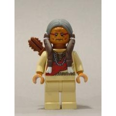 Image of Chief Big Bear - LEGO® Lone Ranger® (Lone Ranger 7)