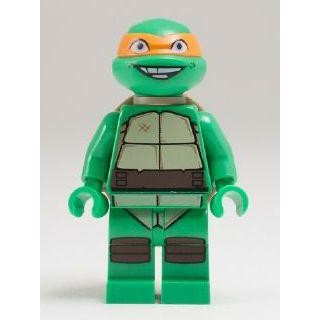 Image of Michelangelo - LEGO® Teenage Mutant Ninja Turtles (TMNT 12)