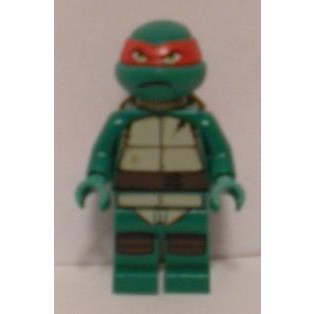 Image of Raphael - LEGO® Teenage Mutant Ninja Turtles (TMNT 15)