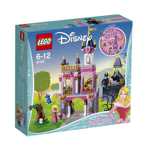 Image of Torneroses eventyrslot - 41152 - LEGO Disney Princess (41152)