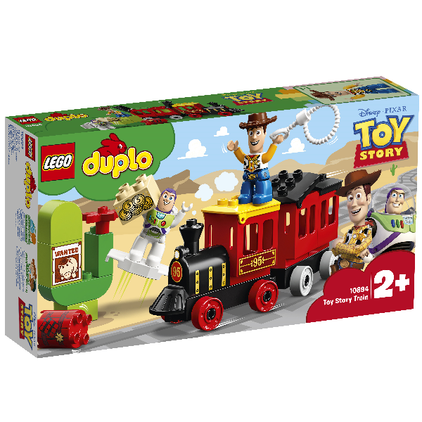 Image of Toy Story tog - 10894 - LEGO DUPLO (10894)